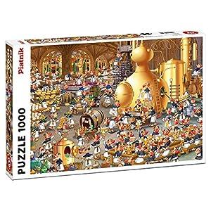 Piatnik 138811 Cm Ruyer Birreria Puzzle Da Pezzi