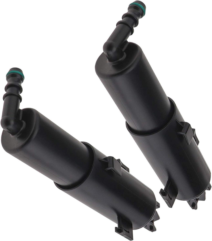 Enet 2 X Scheinwerfer Waschdüse Für Links Und Rechtslenker Auto