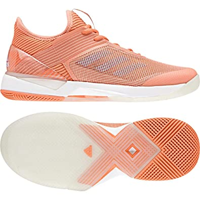 adidas Scarpe Tennis Uomo Adizero Ubersonic 2 Taglia 43 1