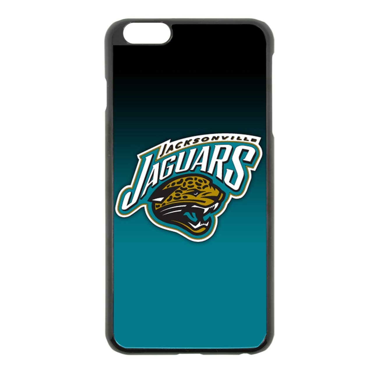 jacksonville jaguars Apple Funda iphone 6/6S Plus negro Case ...