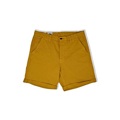 Nudie Jeans Men's Luke Shorts Twill: Clothing