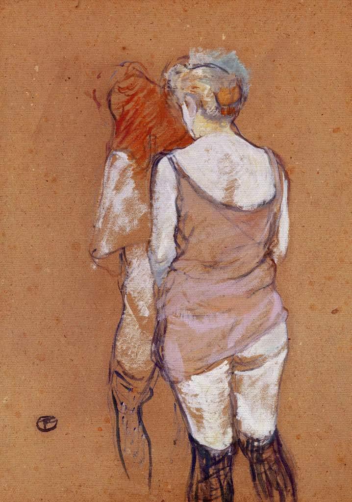 Kunst für Alle Cuadro en Lienzo: Henri de Toulouse-Lautrec ...