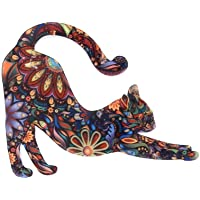 Homeofying 1Pc Cute Animal Cat Elephant Pattern Badge Unisex Fashion Jewelry Brooch Pin