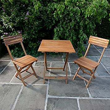 BillyOh Windsor 2 Funiture de muebles de jardín Bistro Set: Amazon ...