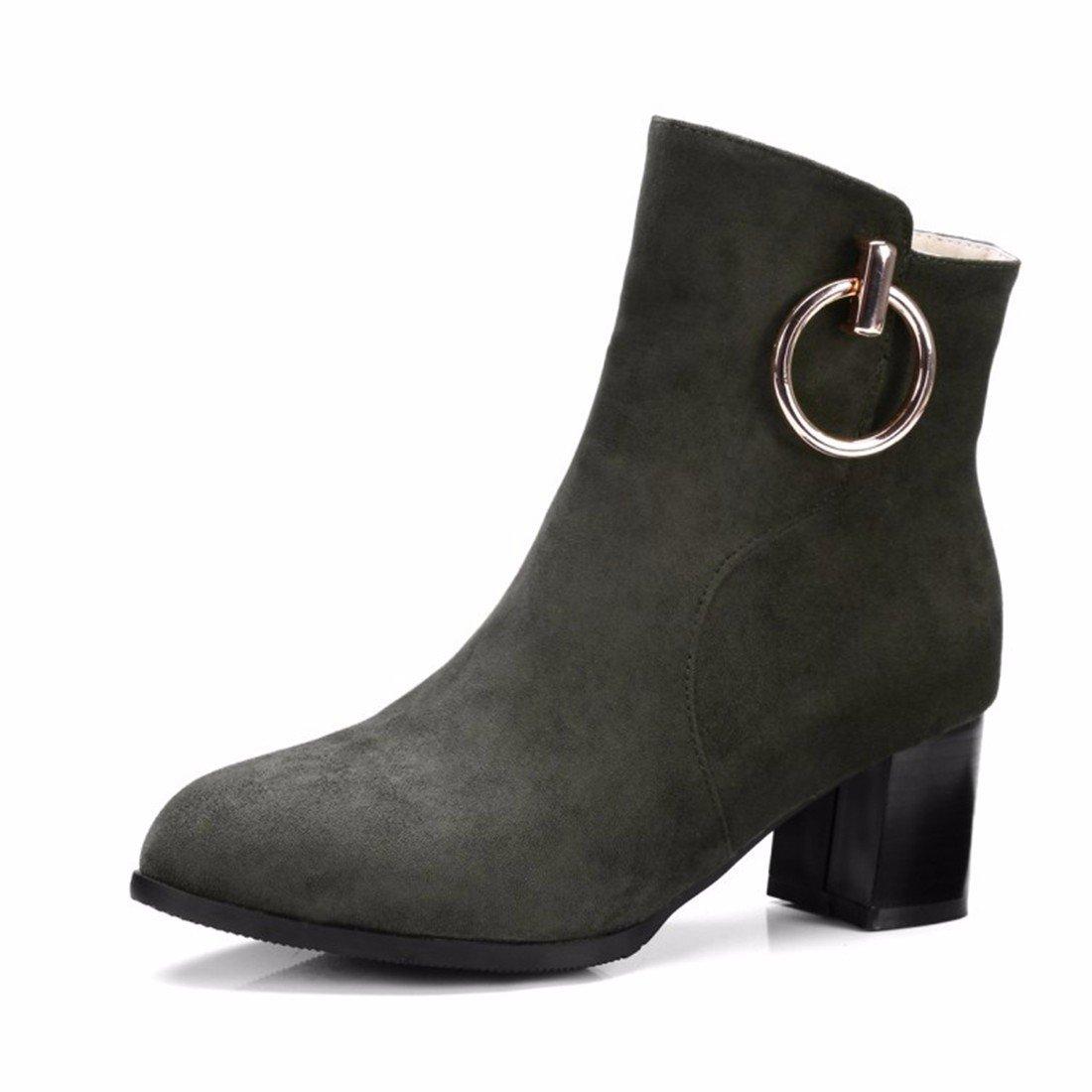 Winterschuhe Stiefel weiblich Größe metall Dekoration mit Stiefel