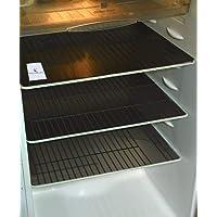 Kuber Industries PVC Refrigerator Mat Set