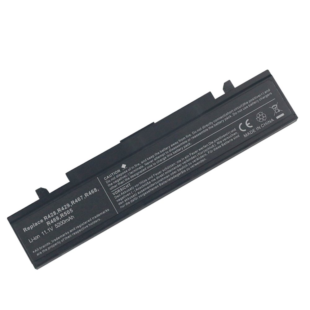 Battery1inc 6-cells Laptop Battery AA-PB9NC6B for