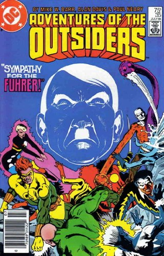 Used, Adventures of the Outsiders, The #35 FN ; DC comic for sale  Delivered anywhere in USA