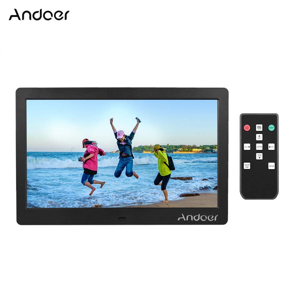 Andoer IPS Cornice Digitale 10.1 pollici con 2.4G
