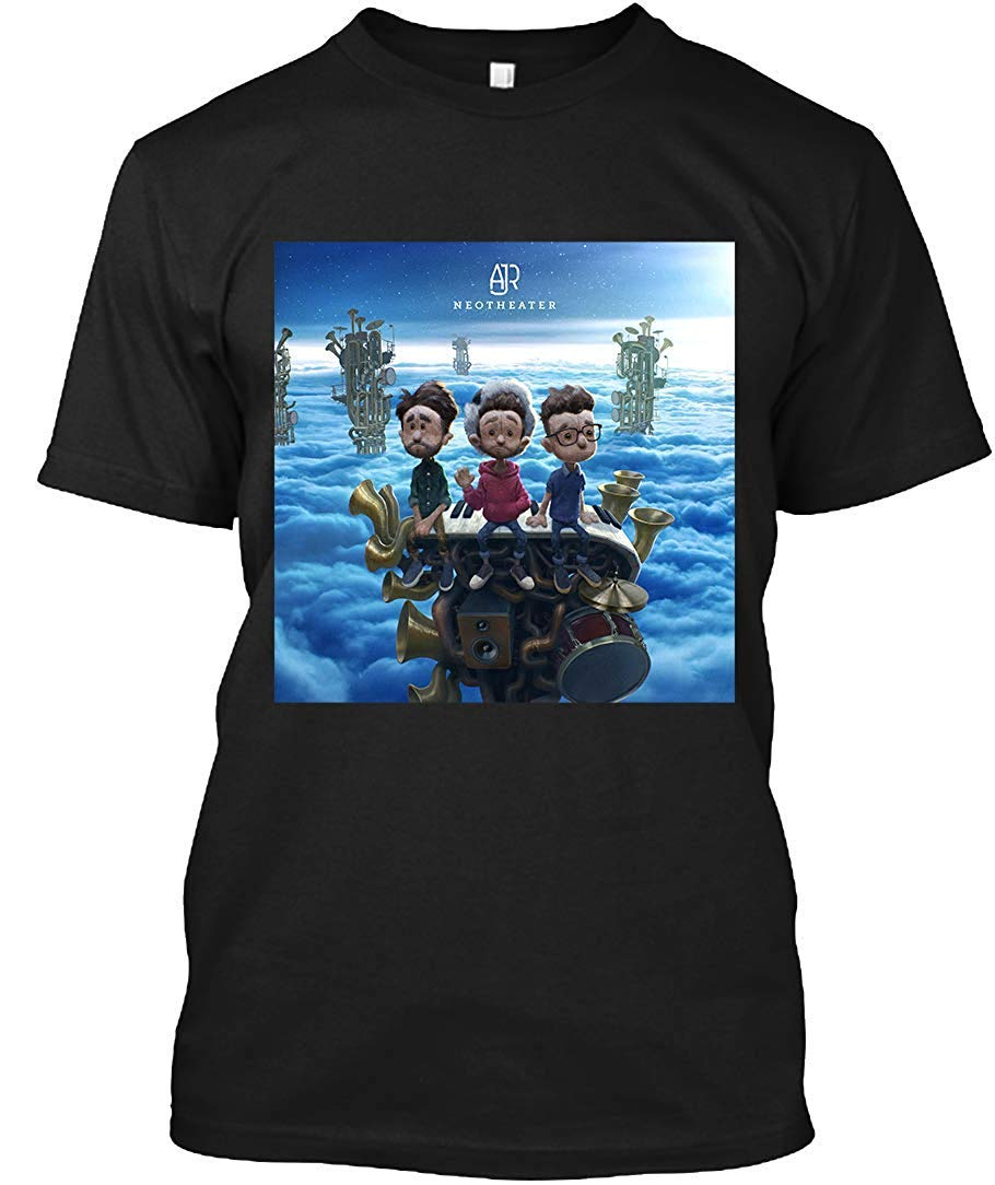 Ajr 100 Bad Days T Shirt For