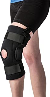product image for Core Products Deluxe Neoprene Knee Brace with Hinges, Large, 1 Pound
