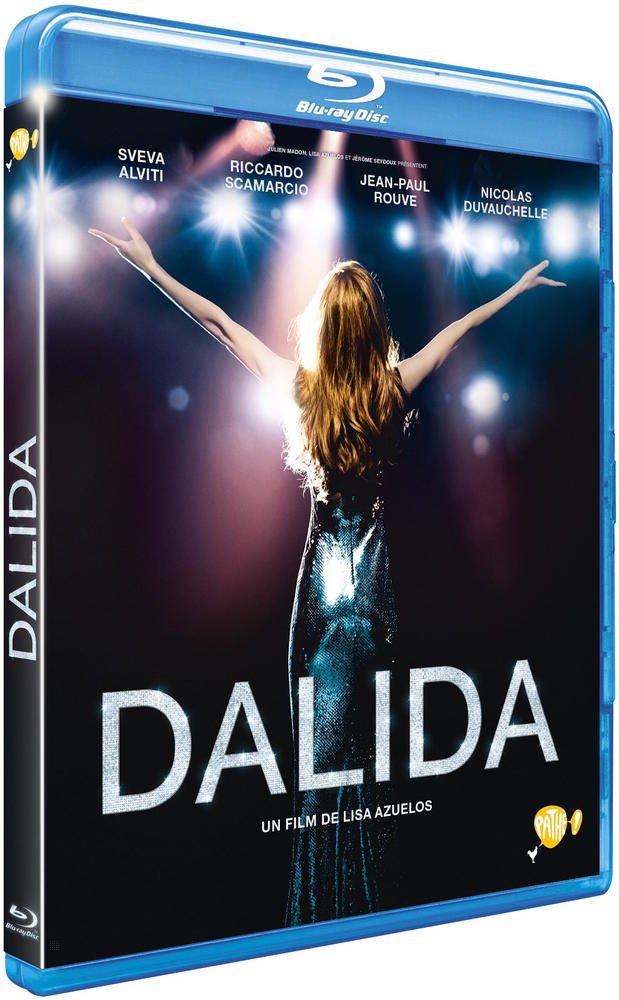 Dalida - FRENCH FULL BLURAY