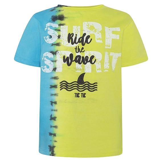 Tuc Tuc Camiseta Punto Media Ni/ño Summer Surfers Conjunto de Ropa para Ni/ños