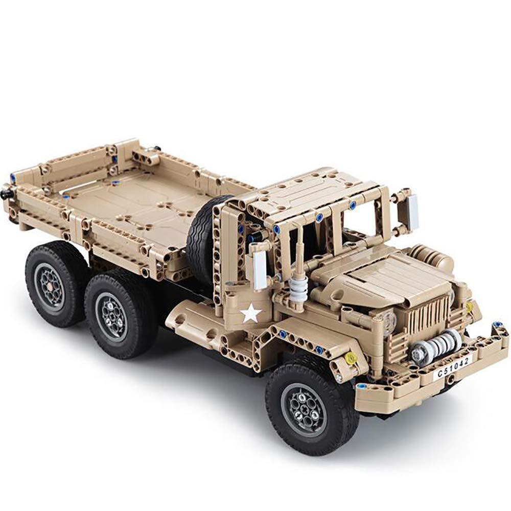 MZL Muzilii- elektrische Bausteintransportwagen Simulation drahtlose Rechtschreibung Puzzle Bausteine Spielzeugauto Festival Kinder