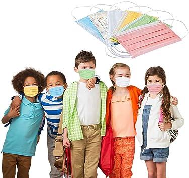 Stock de España] Niños/Adultos 3 capas 50pcs Deportes al aire libre Liquidación de Halloween (50 pcs, Niños): Amazon.es: Bricolaje y herramientas
