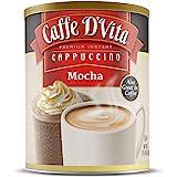 Caffe D'Vita Mocha Cappuccino 1 lb. can (16 oz.)