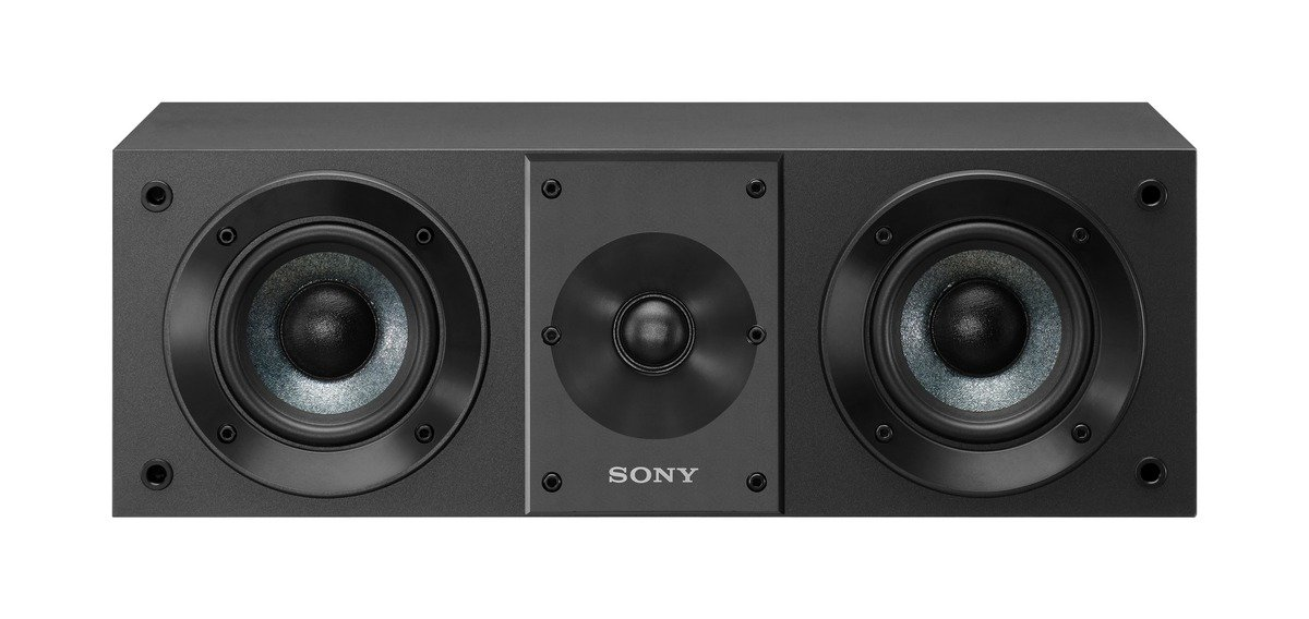 Sony SSCS10 10-Way 10-Driver Center Channel Speaker, Black Price: Buy