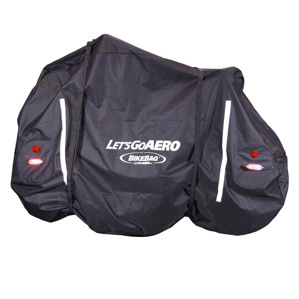 Let's Go Aero BikeBag 2-Bike Cover