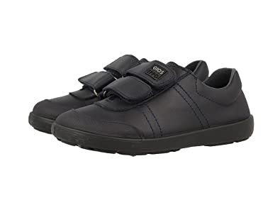 Gioseppo Jungen Newton Slip on Sneaker, Blau (Marine), 31 EU