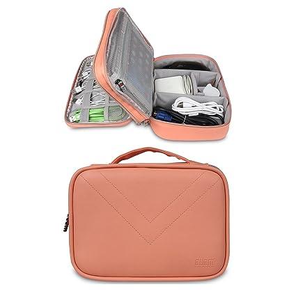 d69c59d4bf9a Amazon.com : BUBM Portable Multi-Functional Digital Storage Bag ...