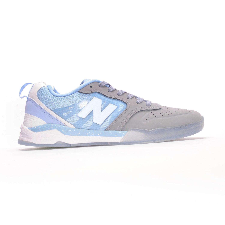 New Balance Numeric 868 (Gunmetal/Heritage Blue) Men's Skate Shoes-10.5:  Amazon.ca: Shoes & Handbags