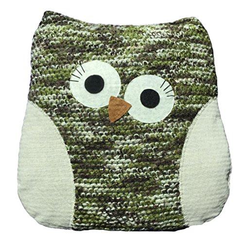 cushion-Owl-3ass-35x35cm
