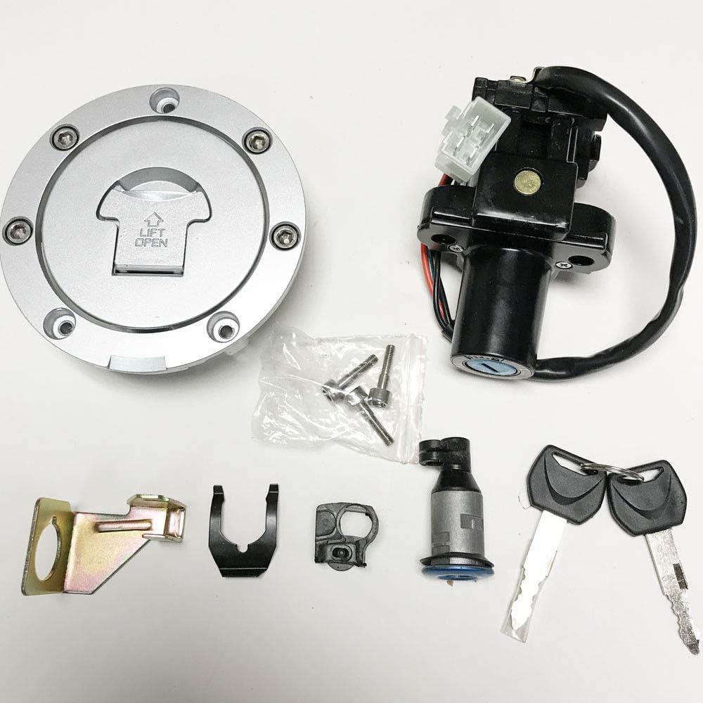Ignition Switch Key Sleeve for Honda CBR600RR CBR1100XX Honda CBR600F4//F4I 2001-2006