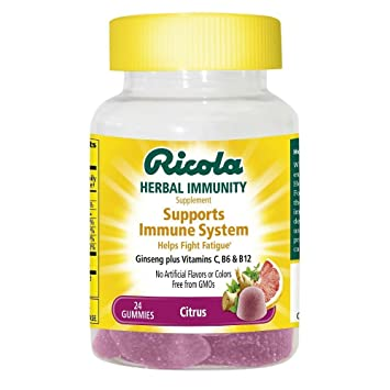 RICOLA IMMUNE SUPPORT REVIEWS