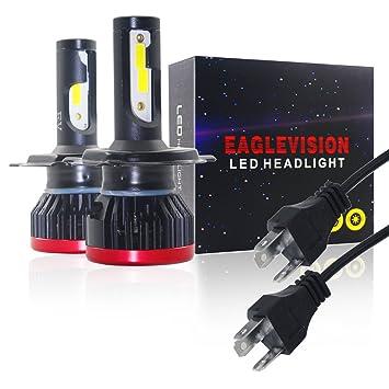 Baodanjiayou - Bombilla LED para faros delanteros (100 W, 9005, H4, H7, H11, 20000 lúmenes): Amazon.es: Salud y cuidado personal