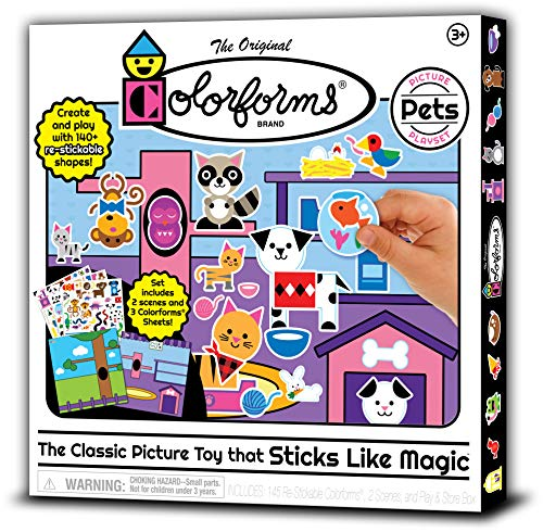 Colorforms Picture Play Set - Pets