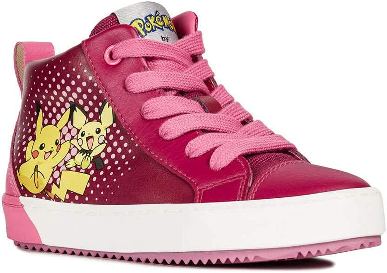 Geox sneaker alte jr girl kalispera j844gg zip laterale 34