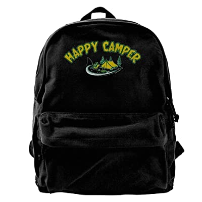 Men Happy Camper Cool Knapsack high-quality