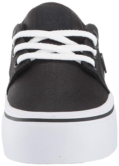 2881844df6 Amazon.com | DC Shoes Womens Shoes Trase Platform Tx Se Shoes for Women  Adjs300196 | Shoes