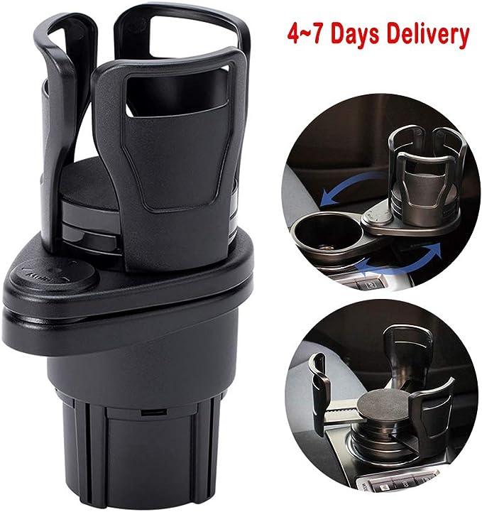 OIUY Universal Car Drinks Cup Bottle Can Holder Multifunctional Door Mount Holder Holder Stand Car Interior Accessoires