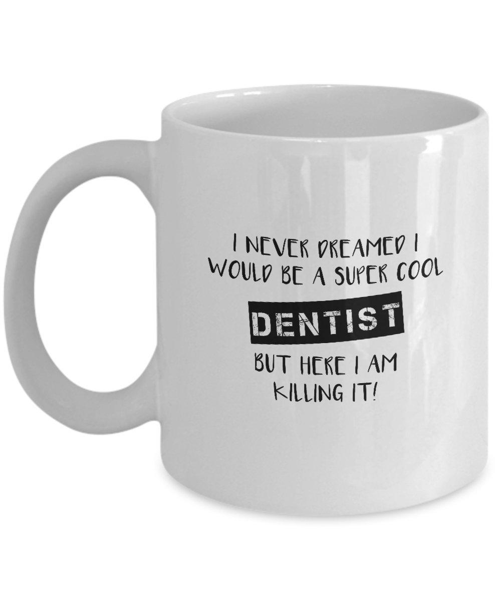 歯科医歯医者マグ – ギフト – 歯医者のためのギフト – 面白いDentistマグ – Dentist – コーヒーマグ – ノベルティコーヒーマグ – Dentistコーヒーマグ – Dentistコーヒーカップ B06VVLPY9S