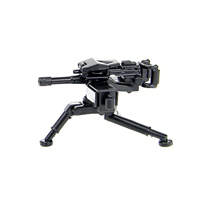 Mk19 GL 40mm Grenade Launcher Compatible Designed for Brick Minifigures: Toys & Games