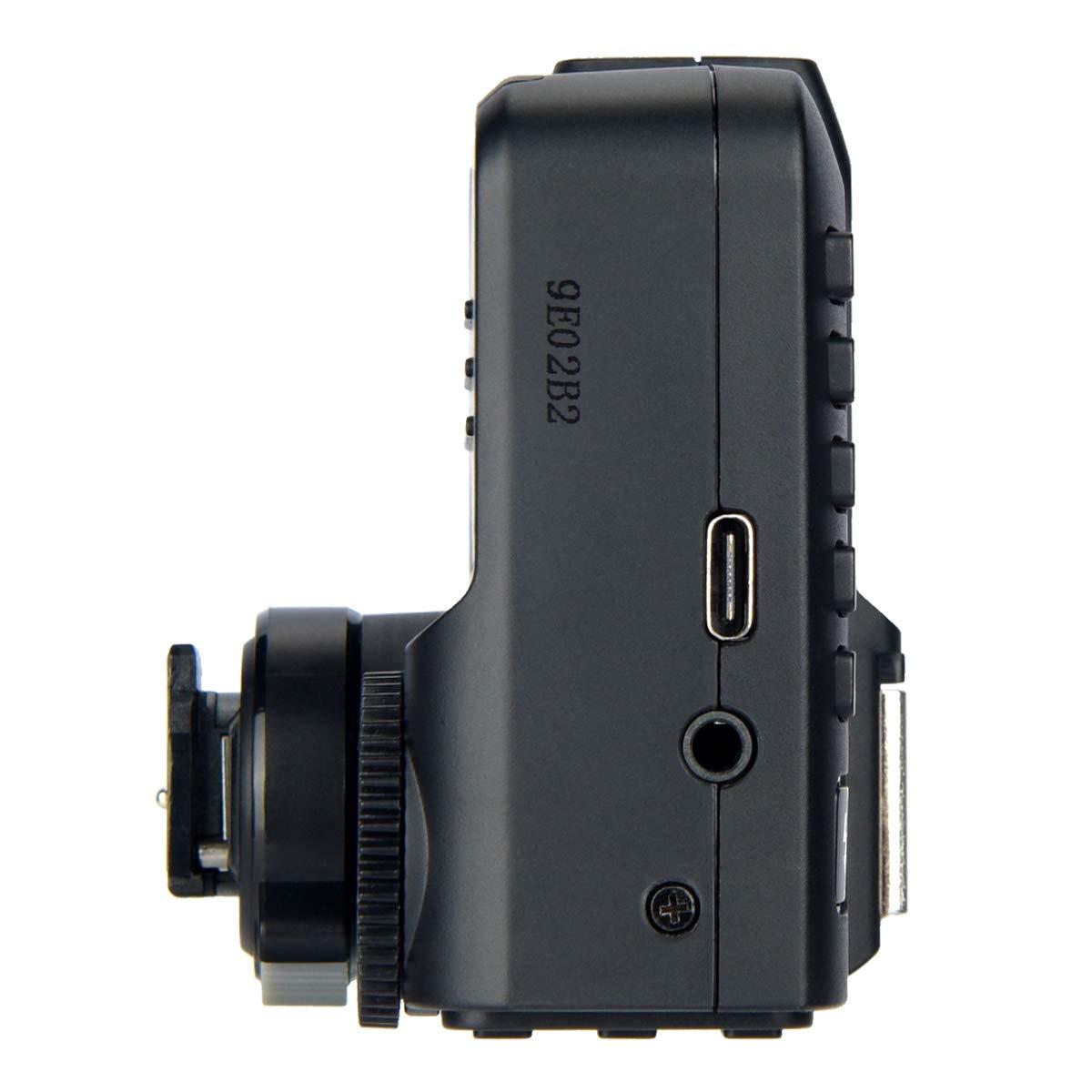 Godox X2T-S TTL Wireless Flash Trigger 1/8000s HSS TTL, Phone APP Adjustment, Compatible Sony (X2T-S) by Godox (Image #5)