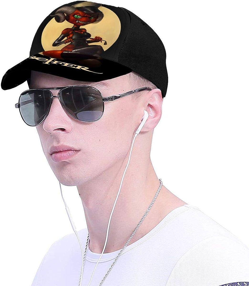 Puscifer Hat Baseball Cap Sun Hat Adjustable Outdoor Athletic Hat Unisex