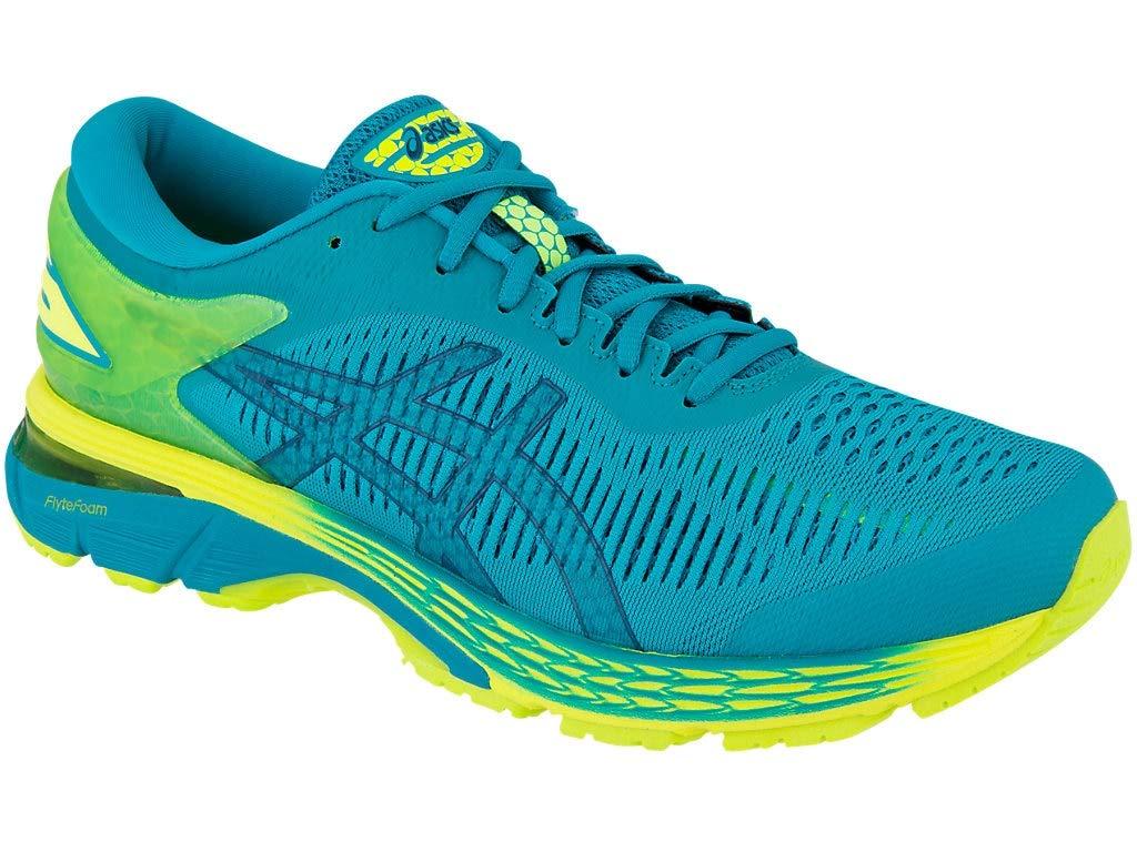 ASICS Men's Gel-Kayano 25 Running Shoes, 7M, Lagoon/DEEP Aqua by ASICS (Image #2)