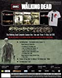 The Walking Dead :Complete Season 1-3 (DVD Box Set 11 Disc.+The Making of Walking Dead Book 30 Pages+ T-Shirt Limited Edition) All Region