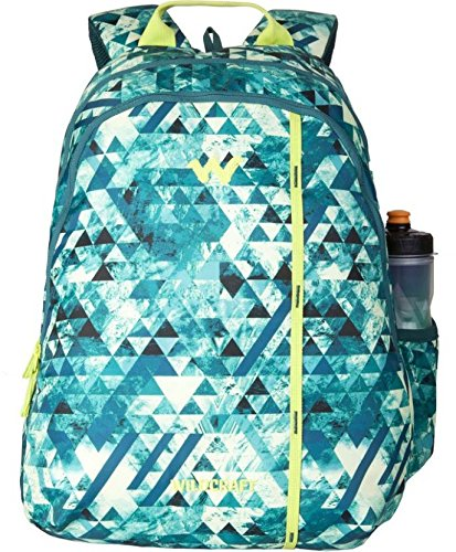 536a4acc3b Wildcraft 35 Ltrs Green Casual Backpack (11612-Green)  Amazon.in  Bags