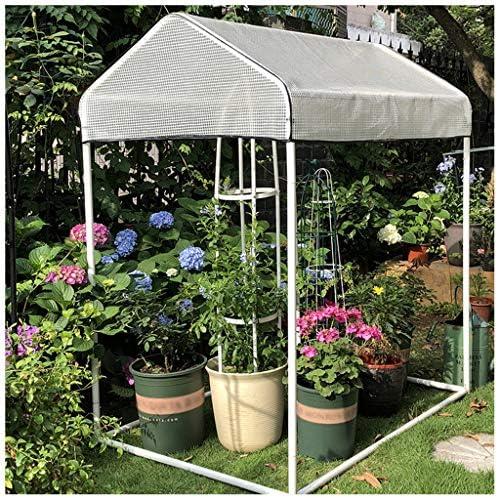 YILANJUN ステンレス製温室ガーデンハウス、栽培用温室およびトマトハウス