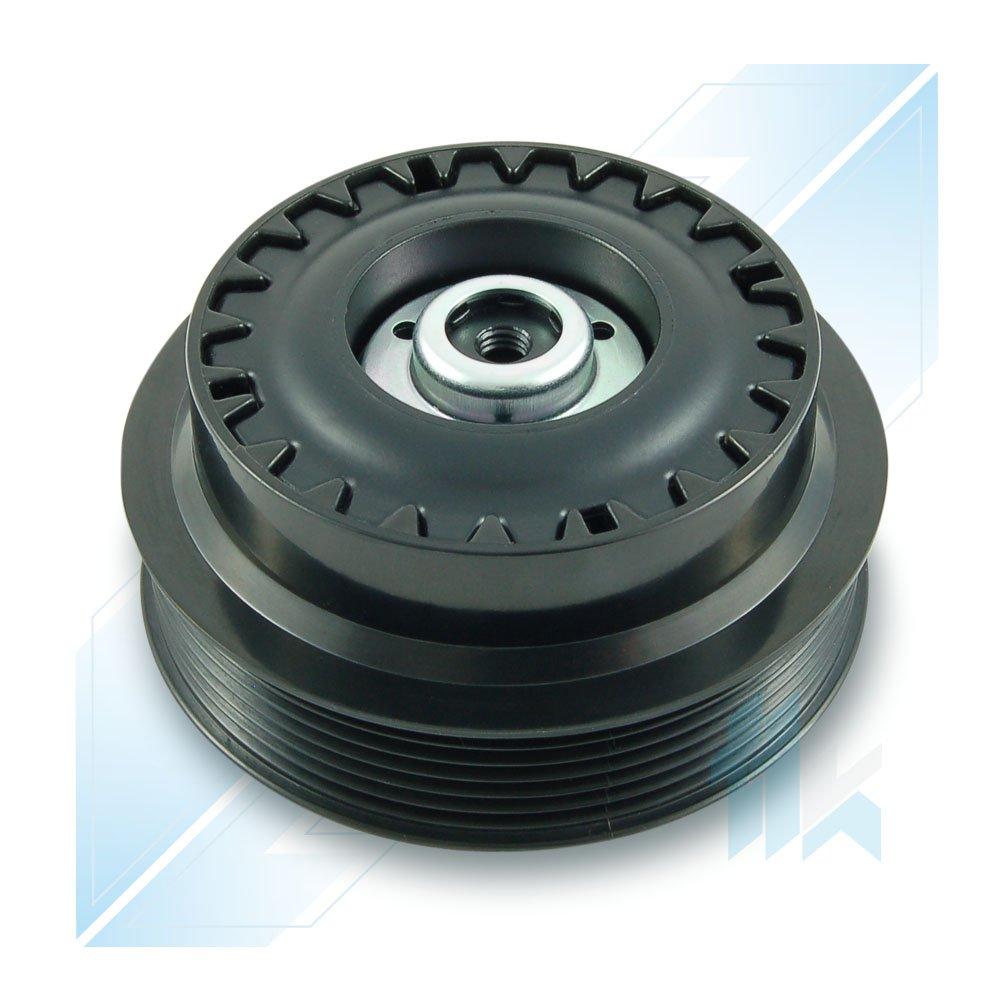 climática Compresor Juego de embrague apto para clase C (W204); E-Class (W211) zexel/VALEO DCS de 17 6pk (PV6) 110,00 mm: Amazon.es: Coche y moto