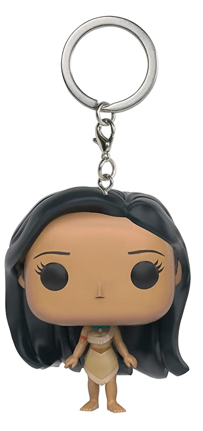 Funko Pocket POP Keychain: Pocahontas - Pocahontas Action Figure