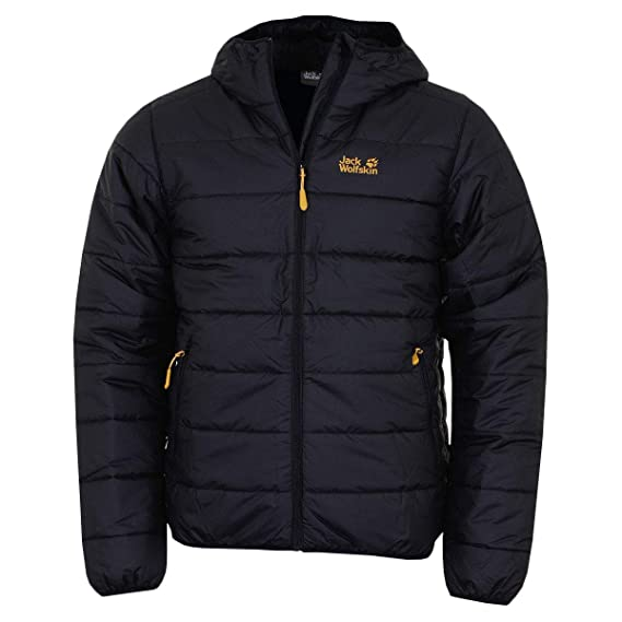 7b201d8be1c Jack Wolfskin Mens Vingen Lightweight Thermal Jacket: Amazon.co.uk: Clothing