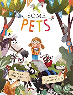 Book Cover: Some Pets