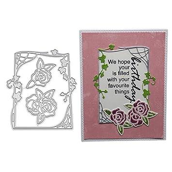 Herzen Liebe Stanzschablone Oster Hochzeit Weihnachten Papier Karte Album DIY