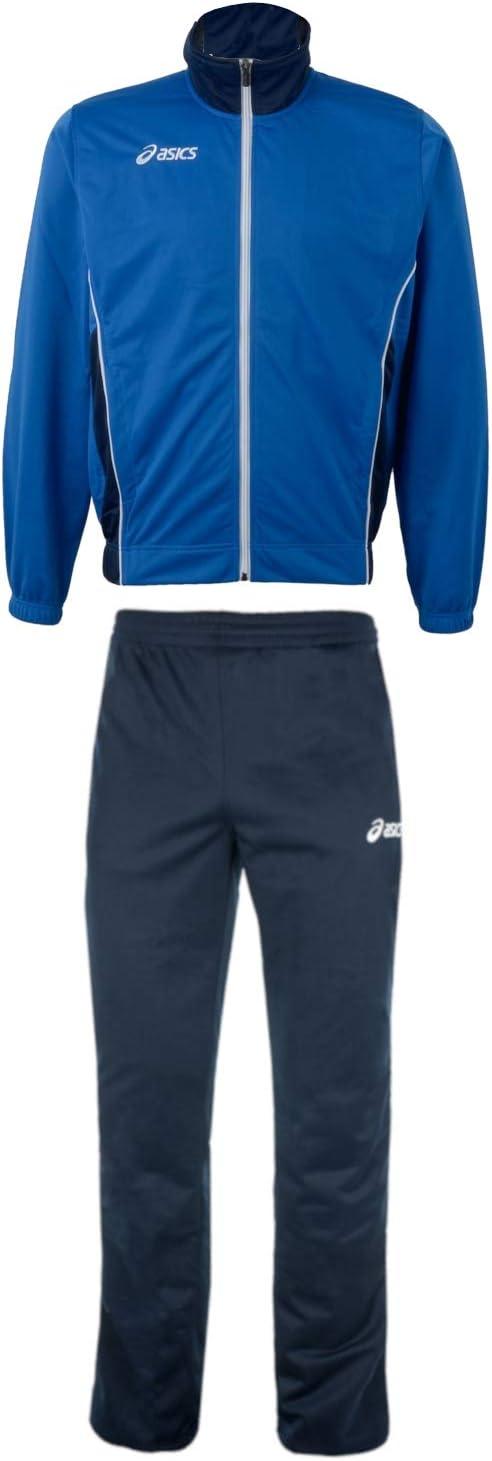 ASICS Victor - Chándal para Hombre, Color Azul Marino, tamaño L ...
