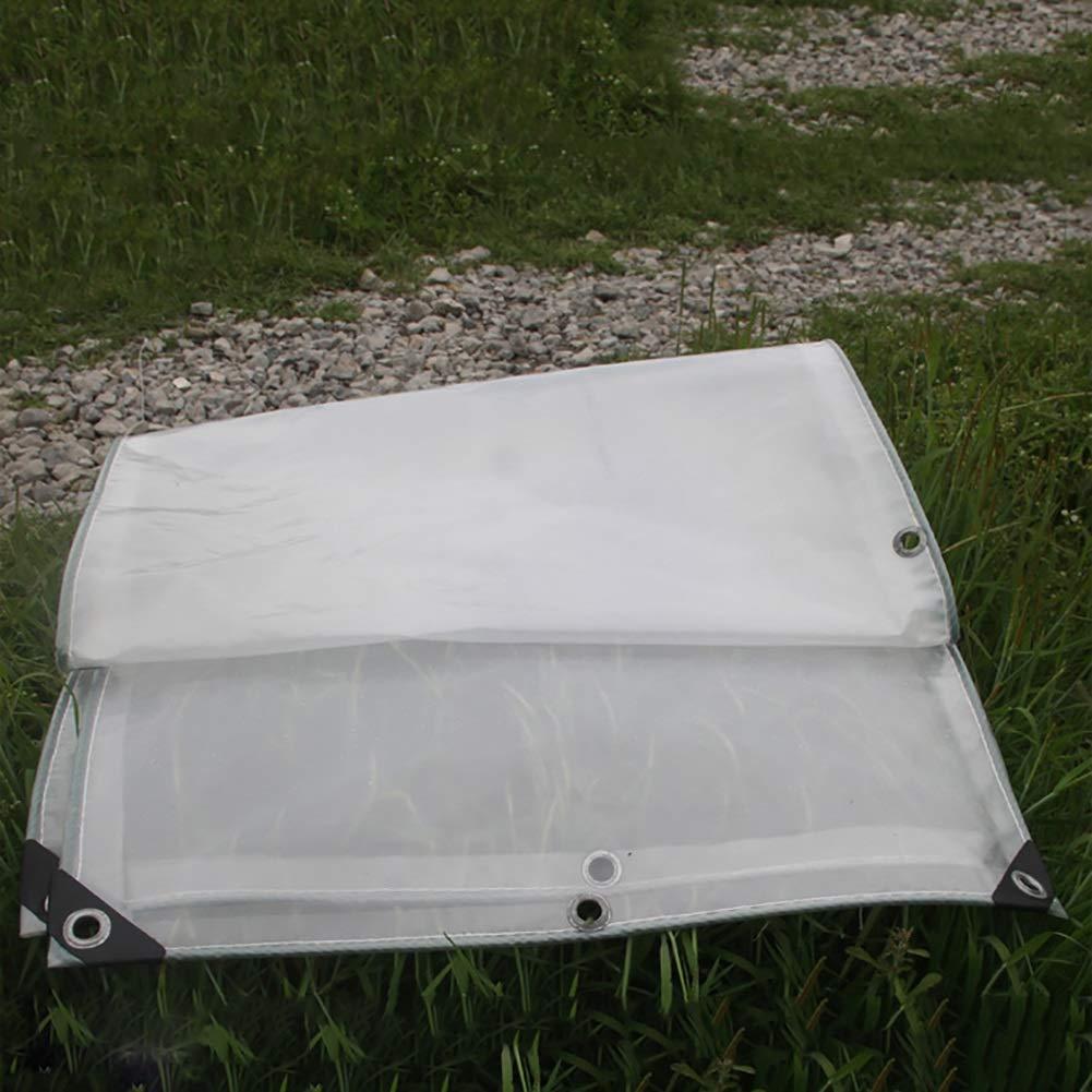 DYFYMXOutdoor Ausrüstung des Transparenter Zeltplanenboden, der kampierendes regendichtes Zelt des Ausrüstung Zeltes abdeckt @ dfafcf