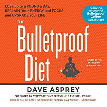 Amazon com: The Bulletproof Diet: Lose Up to a Pound a Day